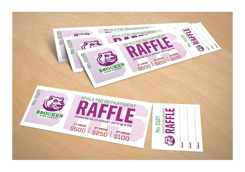 search results for  u201cavery raffle ticket templates free