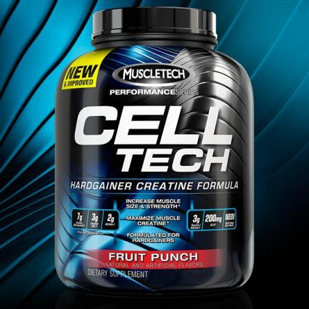 Muscletech cell tech performance series powder fruit punch pounds health - Cell tech hardgainer creatine formula ...