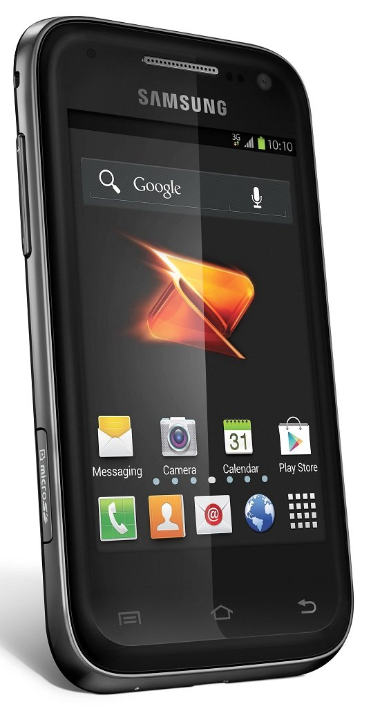 Samsung Galaxy Rush Boost Mobile