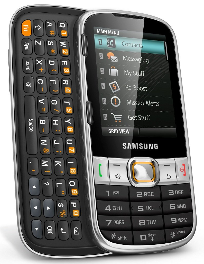 Samsung Array Prepaid Phone (Boost Mobile)