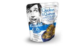Chicken & Quinoa with Poblano Chilies