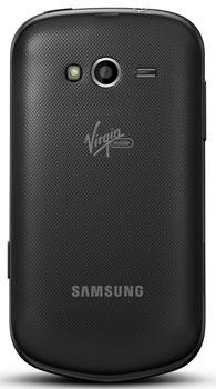Samsung Galaxy Reverb back