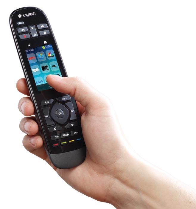 Amazon.com: Logitech Harmony Touch Universal Remote with ...