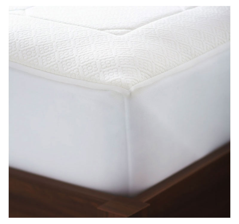 Amazon Pinzon 1 2 Inch Memory Foam Mattress Pad