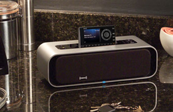 Sirius|XM bundle includes the XM Compact Sound System and XM Onyx Satellite Radio