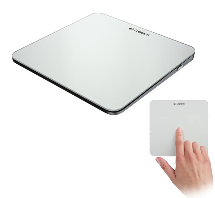logitech rechargeable trackpad for mac the power of mac os multi touch ...