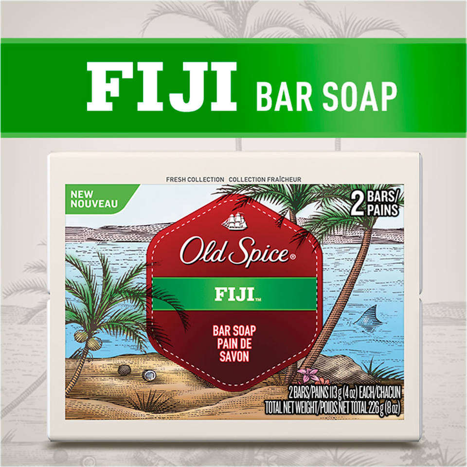 Old Spice® Fresher Collection® 6-Count 5 oz. Bar Soap in Timber Old Spice Fresher Collection Bar Soap in Timber lathers up to a warm aromatic and alluring musky fragrance combined with the light scent of black currant. This captivating body wash moisturizes and .