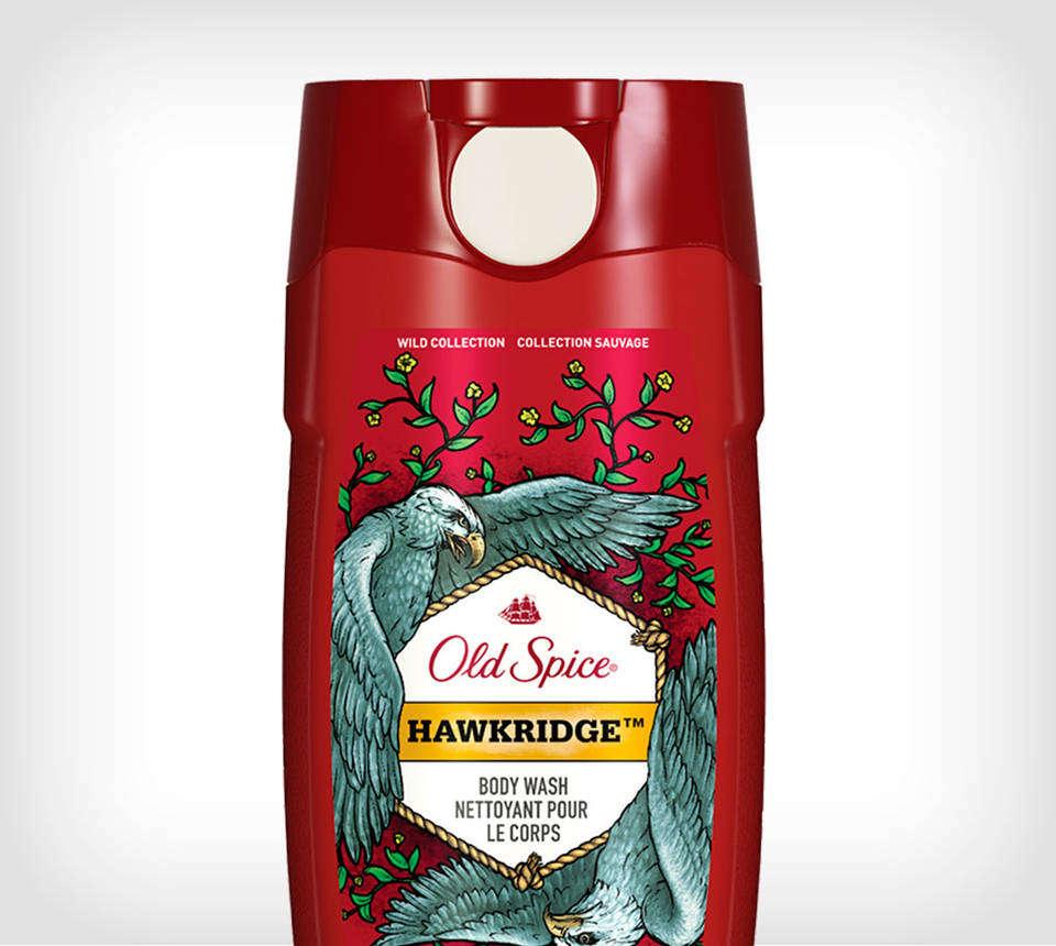 Hawkridge Scent Body Wash 16 Fl Oz : Bath And Shower Gels : Beauty