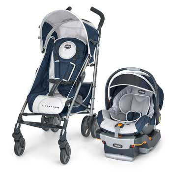 2-in-1 Liteway Plus Stroller