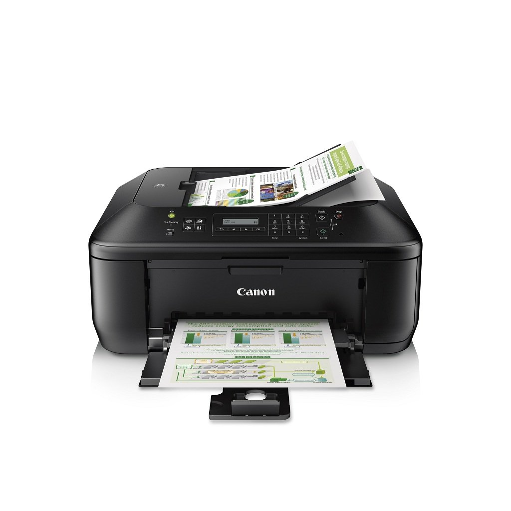 Canon PIXMA MX392 All-in-One Inkjet Printer Fax Scanner Copier