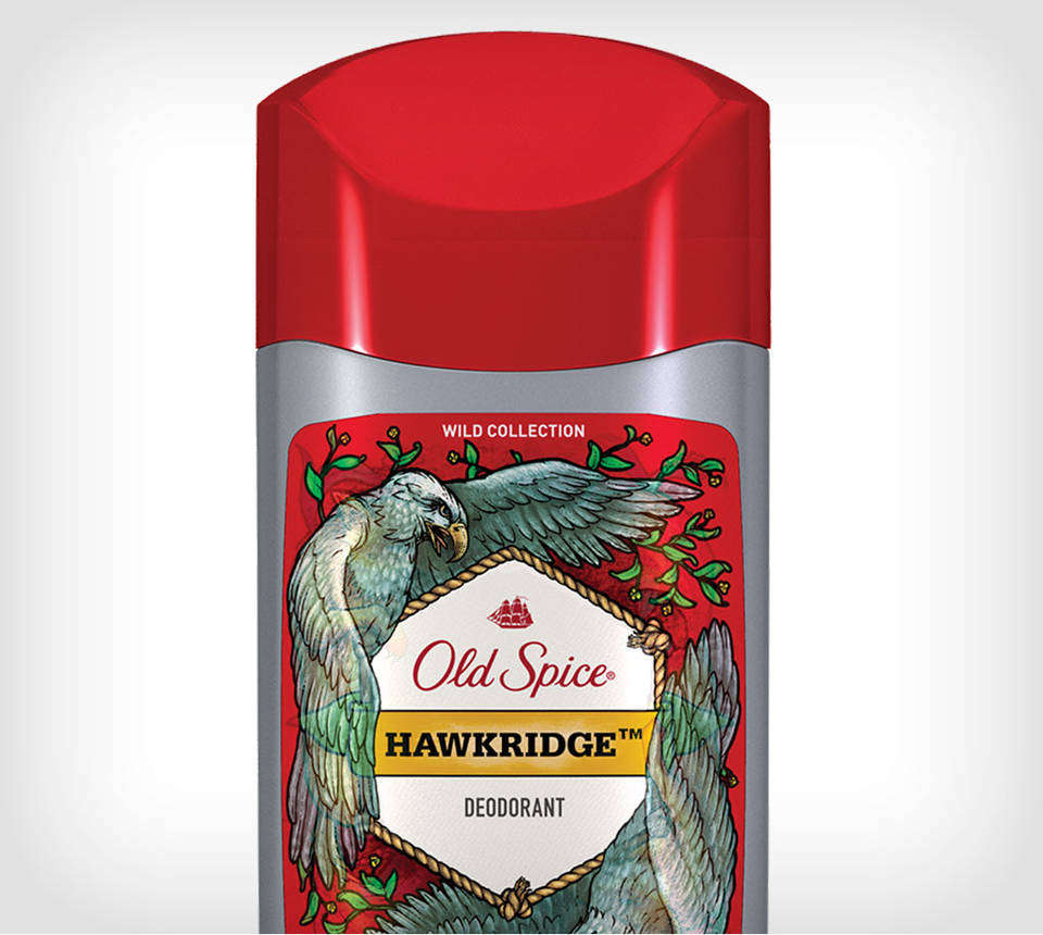 Old Spice Bear Glove is a Men's Antiperspirant and deodorant. It works well and is very easy to apply. Simply shake the can and spray on your underarm area for about 2 .