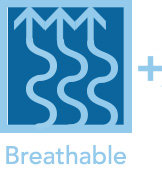 Breathable +