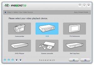 honestech VHStoDVD 7.0 Deluxe