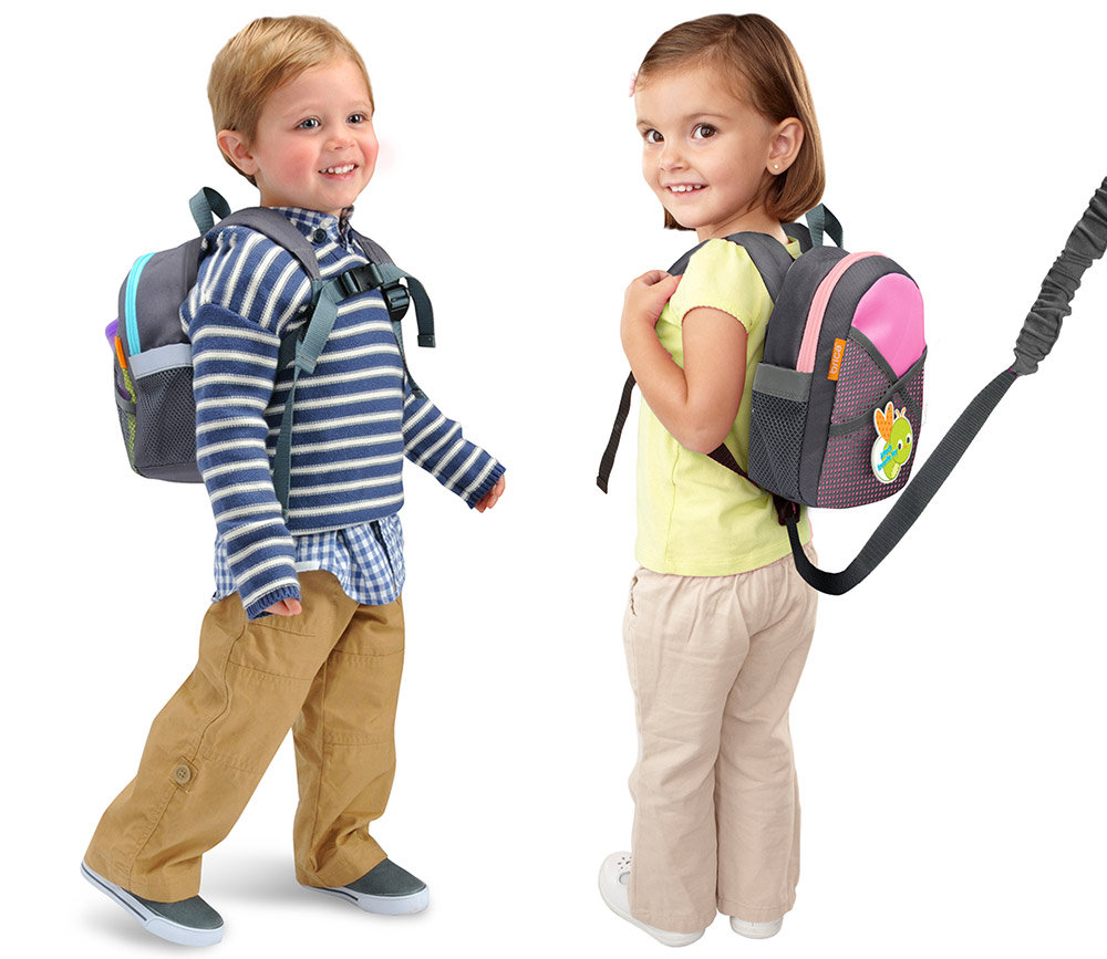 Kids With Backpack - Crazy Backpacks