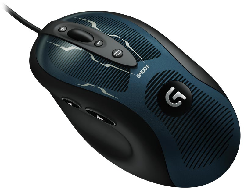 Amazon.com: Logitech G400s 910-003589 Optical Gaming Mouse: Computers