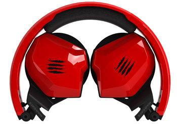 Mad Catz F.R.E.Q. M Mobile Stereo Headset - Foldable Design