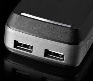travelpak dual USB
