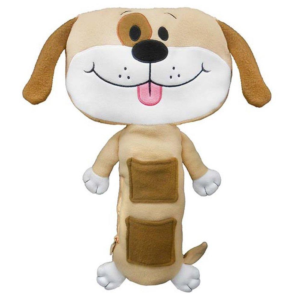 Amazon Com Seat Pets Tan Dog Car Seat Toy Toys Amp Games