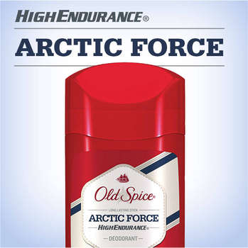 Old Spice High Endurance Arctic Force Deodorant