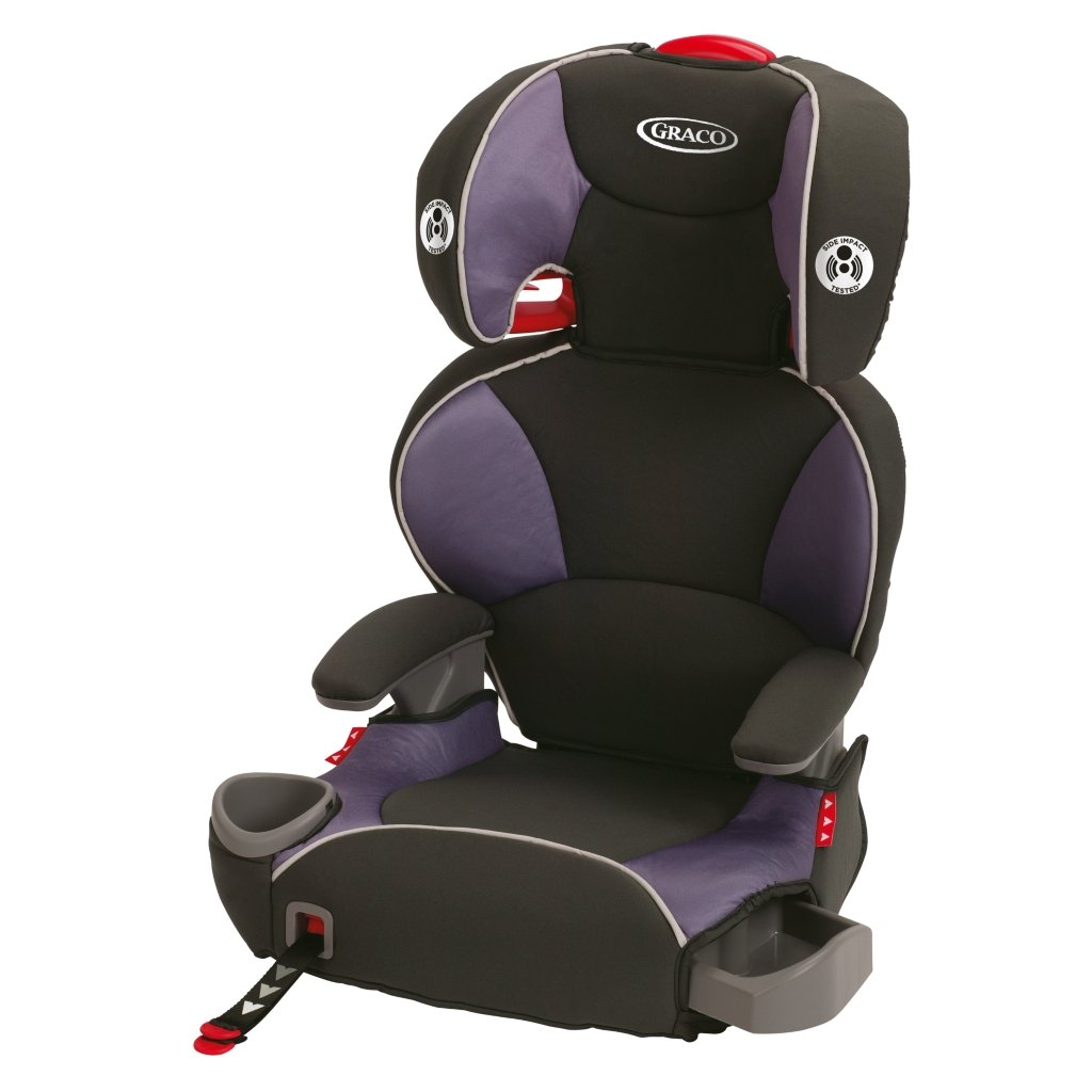 Graco Affix Highback Booster Car Seat With Latch System