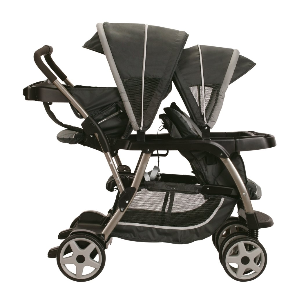 Ready2Grow Click Connect LX Stroller is designed for you to stroll