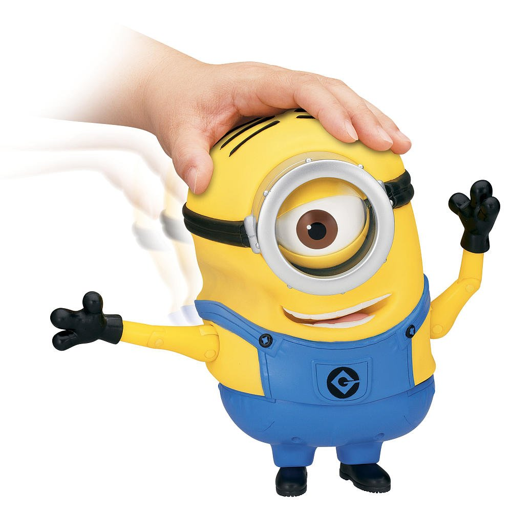 Despicable Me Minions Saying Papoy Bend Stuart to change his