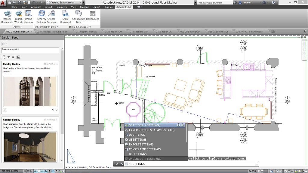 AutoCAD LT 2014 for PC -- Includes 1-Year Autodesk Subscription [Old