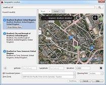 AutoCAD 2014 Live Maps
