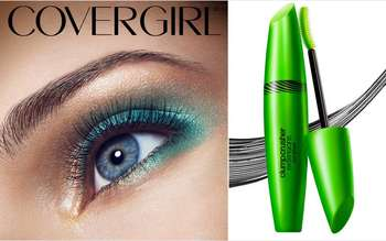Covergirl Mascara on Amazon Com  Covergirl 840 Clump Crusher Extensions Lashblast Mascara