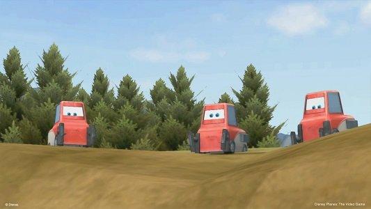 Explore six game environments