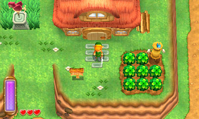 The legend of zelda a link between worlds video games for Housse zelda