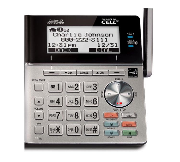 history of the answering machine Model : axt847 modÈle : axt847bilingual english / french 17 minutes digital answering machine répondeur numérique de 17 minutes /p.