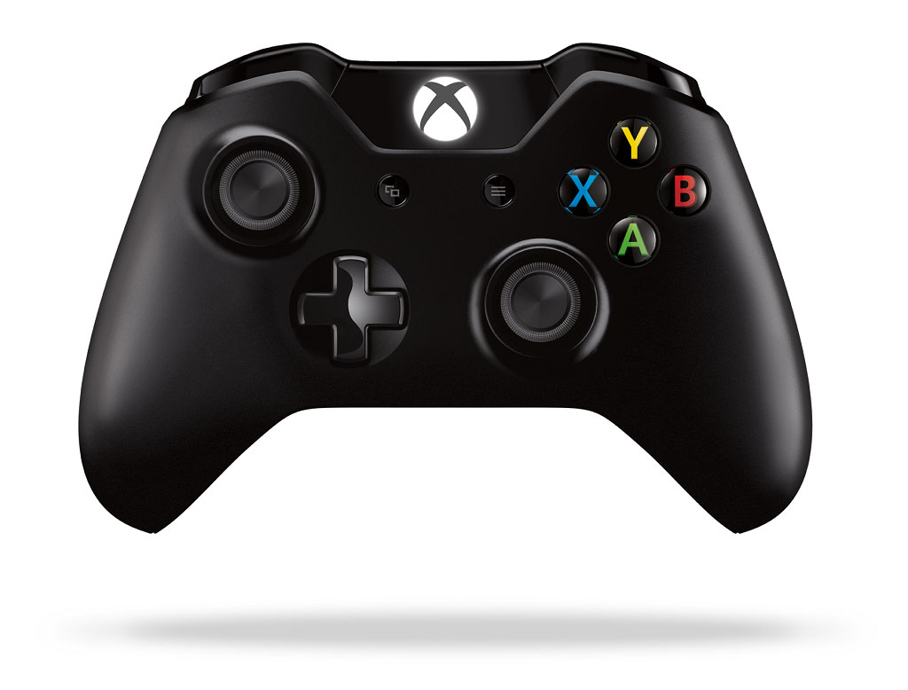 Xbox One Wireless ControllerXbox 1 Controller Back