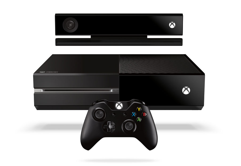 Xbox One Console with Kinect - Standard Edition: xbox_one