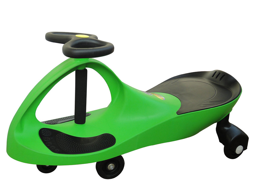 Amazon.com: PlasmaCar Ride On, Lime Green: Toys amp; Games