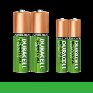 Duracell Ion Speed 4000 Battery Charger