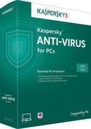 Kaspersky Anti-Virus 2014 (3User)