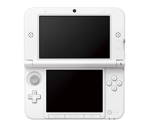 nintendo 3ds xl pink white nintendo 3ds xl. Black Bedroom Furniture Sets. Home Design Ideas