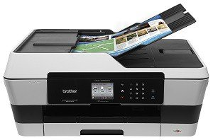 Amazon Brother Printer MFC J6520DW Wireless Color
