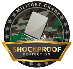 Military Grade Shockproof Protection