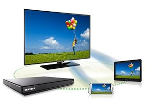 Samsung GX-SM530CF Smart Media Player