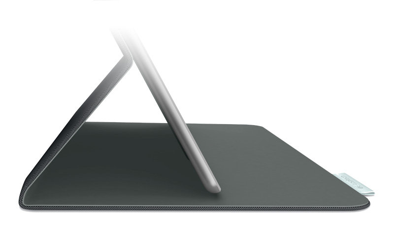 Logitech Anyangle Protective Case With Stand For Ipad Mini Black