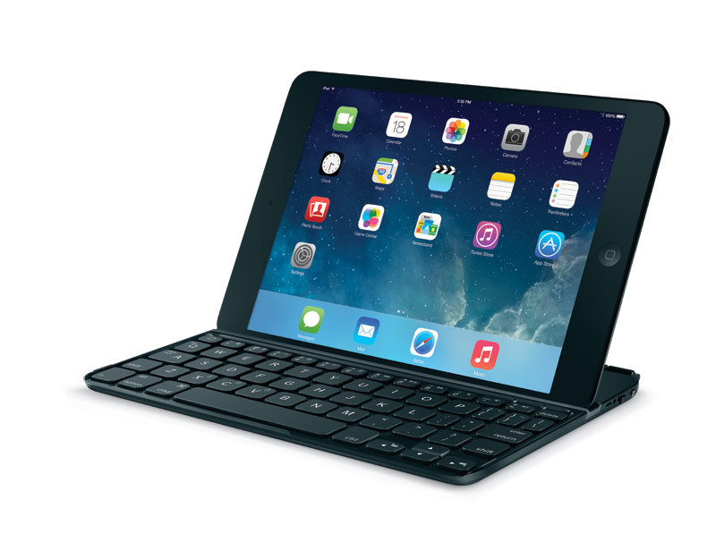 New Logitech Wireless Bluetooth Ultrathin Keyboard Cover