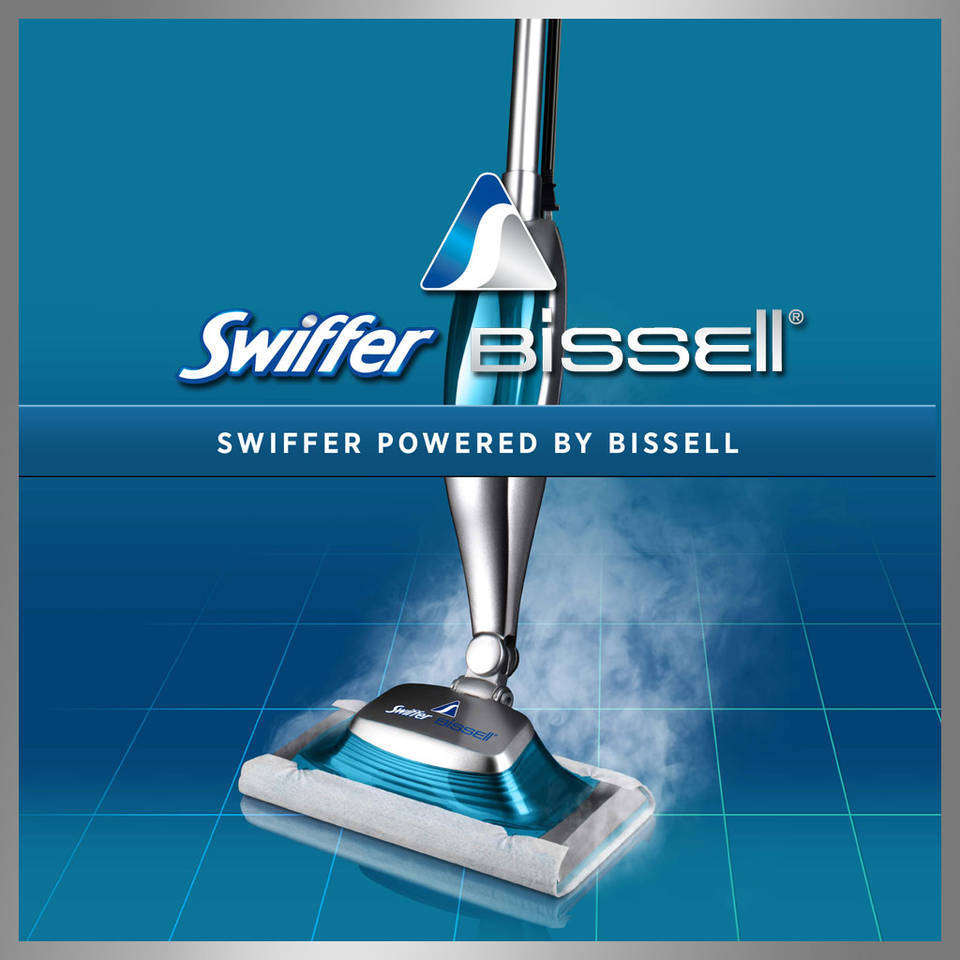Amazon Com Swiffer Bissell Steamboost Steam Mop Starter