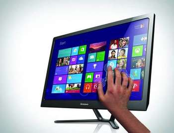 Amazon.com: Lenovo LI2341t 23-Inch Screen LED-Lit Monitor: Computers