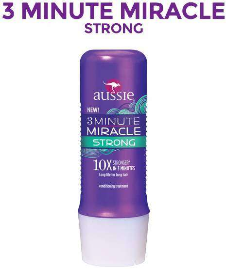 Minute Miracle Strong 3 Minute Miracle Smooth 3 Minute Miracle Moist