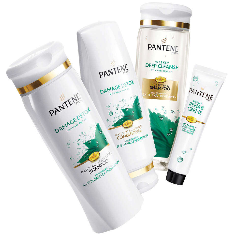 Amazon Com Pantene Pro V Weekly Deep Cleanse Purifying