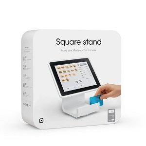 Square Stand register