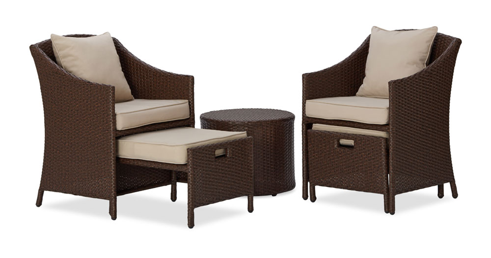 Gartenmobel Rattan Ikea :  place to relax and unwind with Strathwoods outdoor furniture set