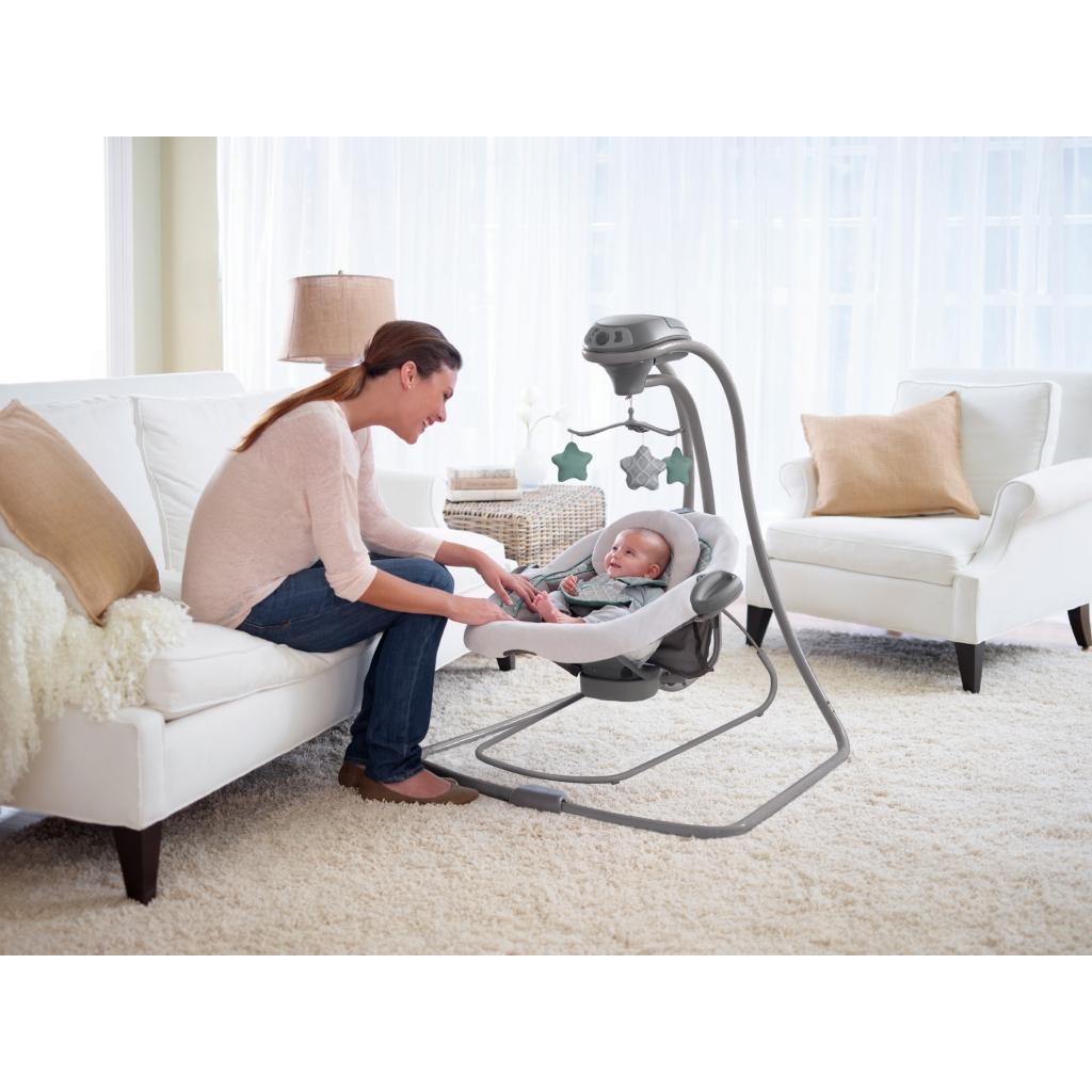 how to put batteries in graco pack n play